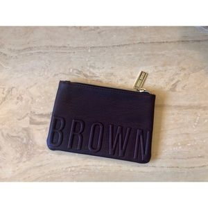 Bobbi Brown Bags - BOBBI BROWN makeup cosmetic pouch bag travel purse
